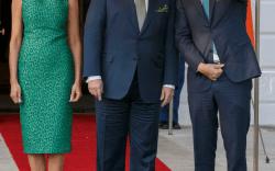 Melania Trump Goes Green