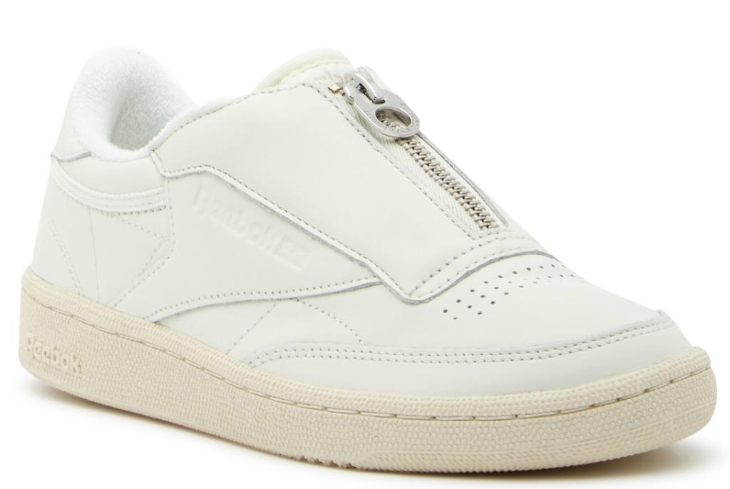 Reebok Club C 85 Zip Sneaker