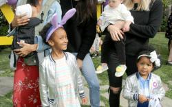 AKID's Star-Studded Easter Egg Hunt