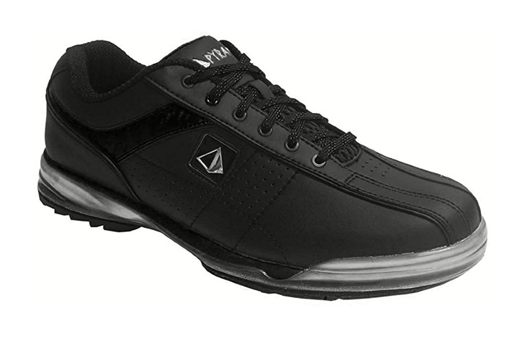best men's bowling shoes, Pyramid Men's HPX Right-Handed Bowling Shoes