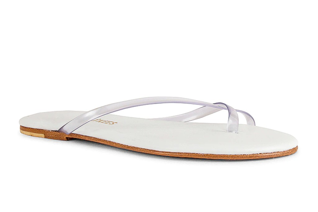Tkees Riley Sandal, clear shoes