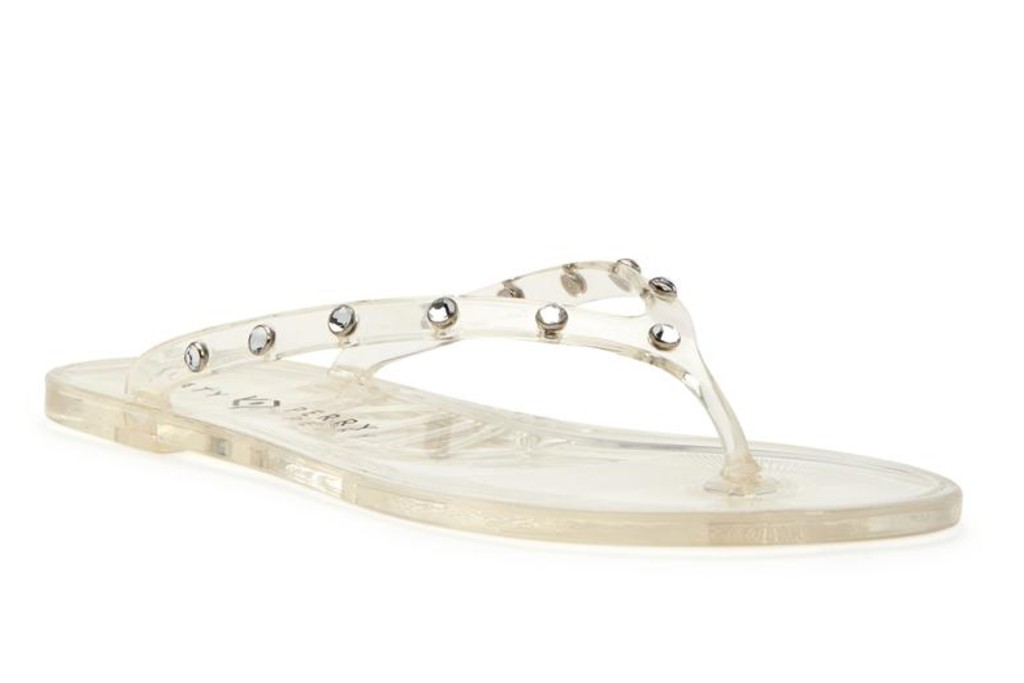 Katy Perry Geli Gem sandal, clear shoes