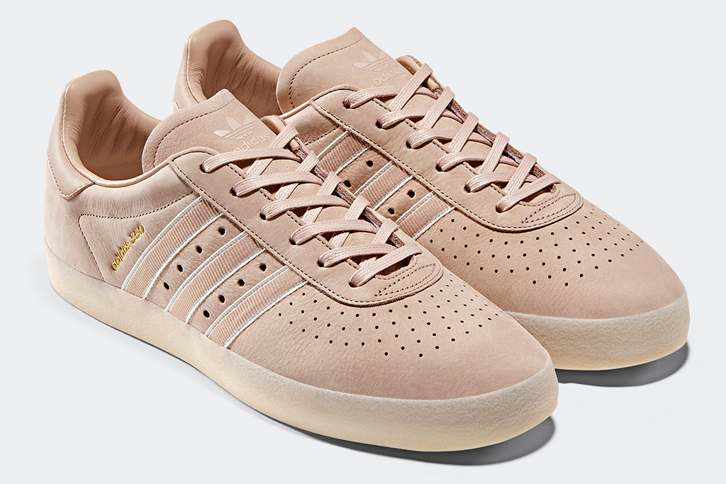 Adidas Oyster Holdings 350 Ash Pearl
