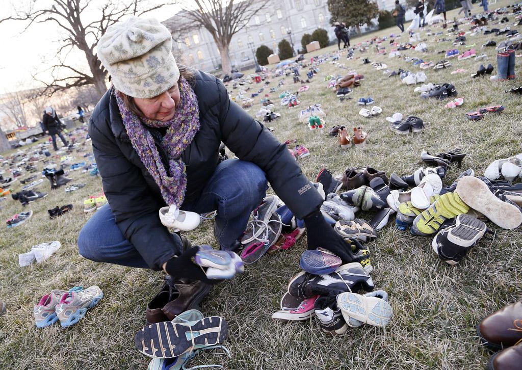 shoes capitol lawn
