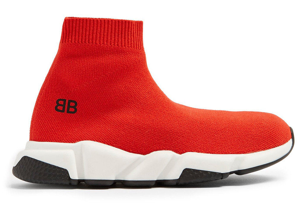 Releases Balenciaga Speed Trainers