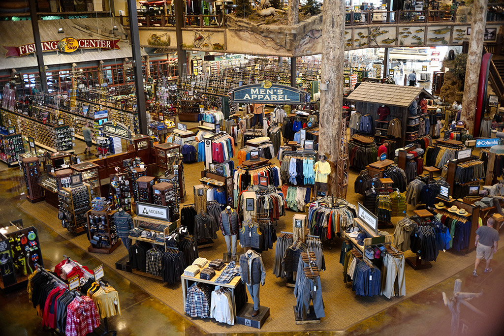 Bass Pro Shops Reportedly Cuts Pay for