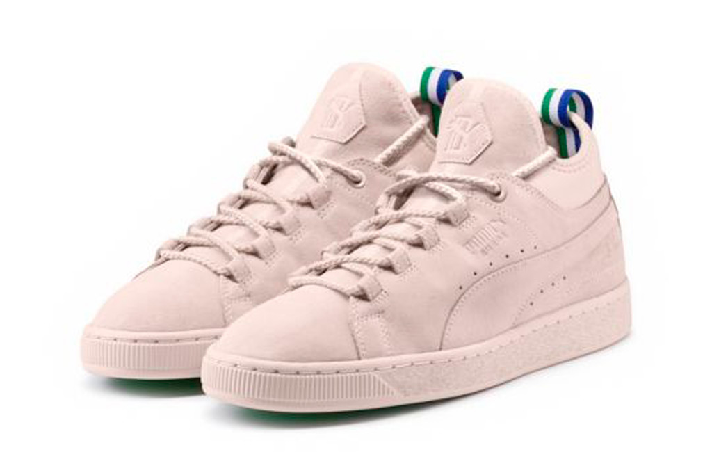 Puma x Big Sean Suede Mid