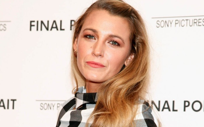 Blake Lively final attraction