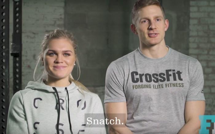 Katrin Davidsdottir and Brent Fikowski