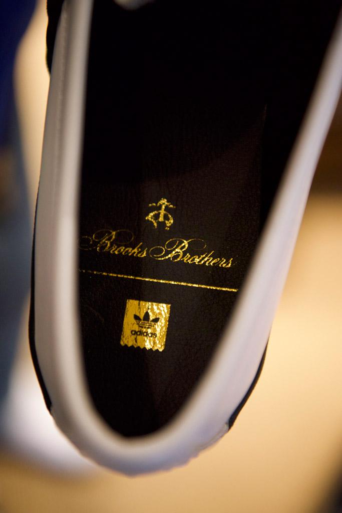 Adidas x Brooks Brothers
