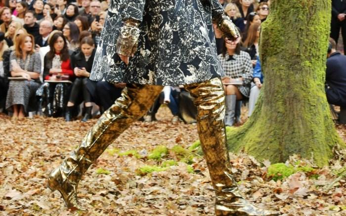 chanel fall 2018, paris fashion week, best shoes