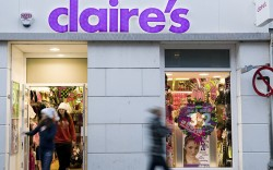 Claire's store