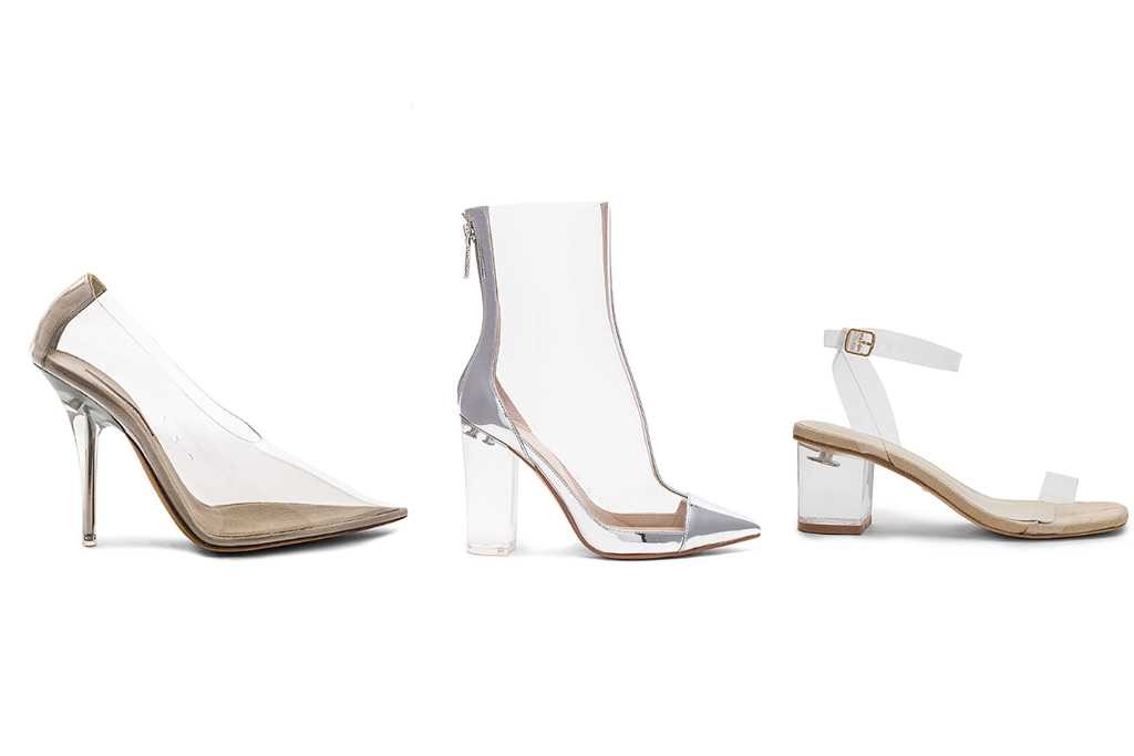 Best Clear Shoes to Shop: 8 Styles From