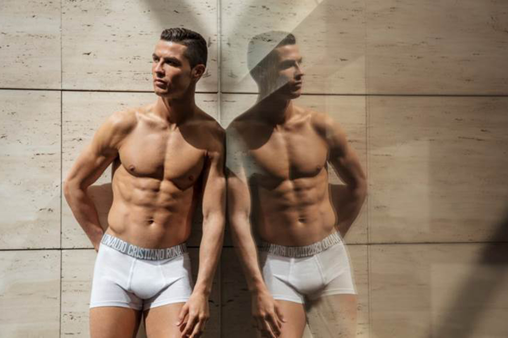 Cristiano Ronaldo CR7 Underwear spring '18