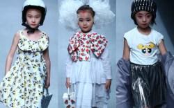 Feng Sansan fall 2018, china fashion