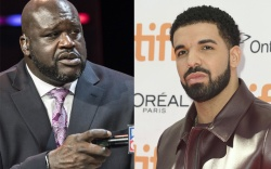 Shaquille O'Neal and Drake