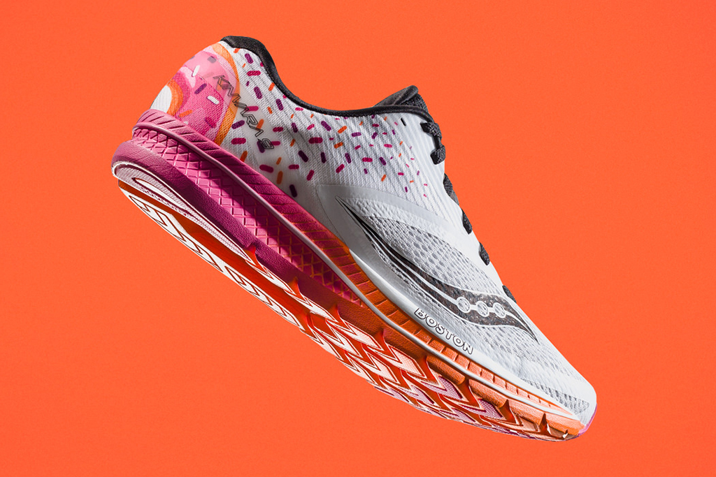 How to Buy the Dunkin' Donuts x Saucony