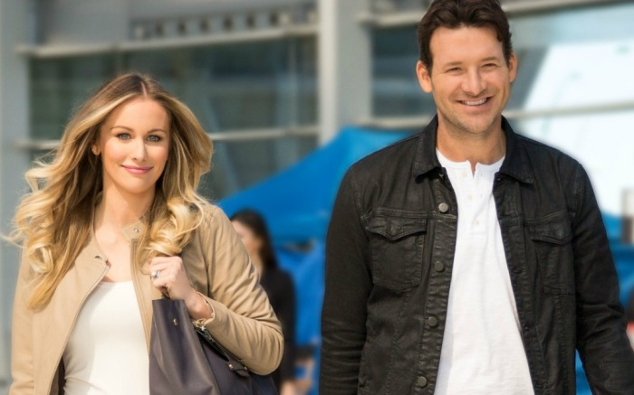 Tony Romo releases new Skechers campaign featuring his wife Candice Crawford.