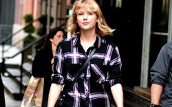 Taylor Swift out and about in