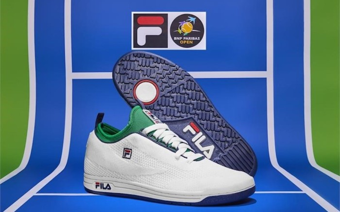 Fila x BNP Paribas Open Original Tennis 2.0