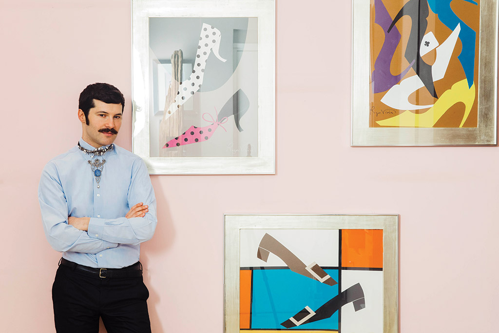 Roger Vivier Gherardo Felloni