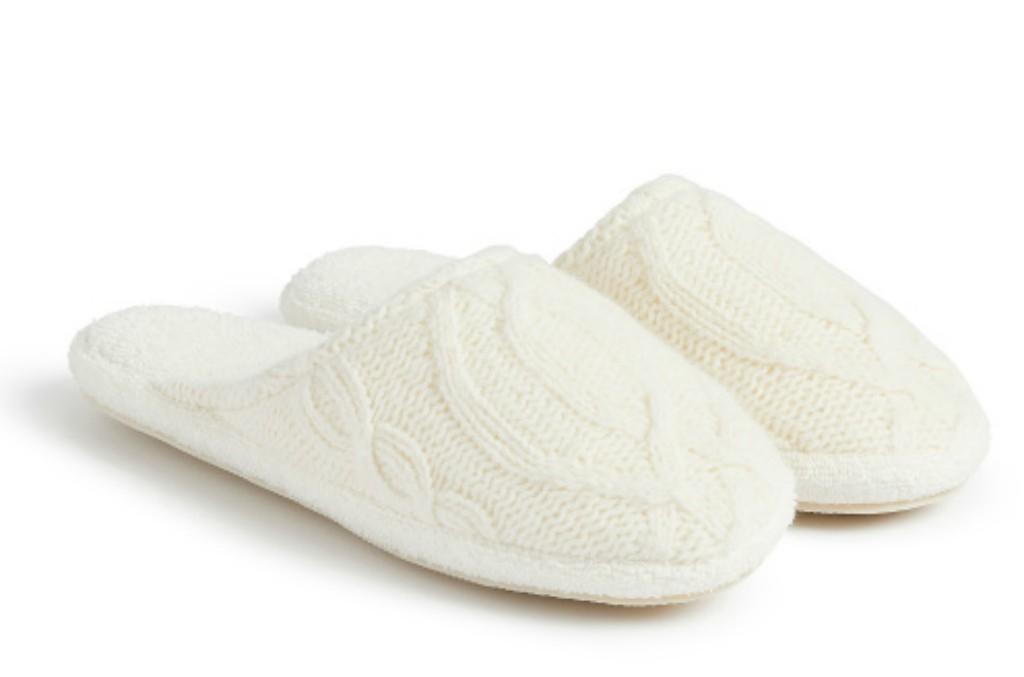 soho farmhouse harrison slippers