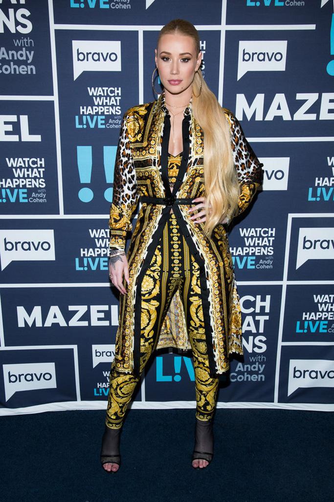 Iggy Azalea Versace