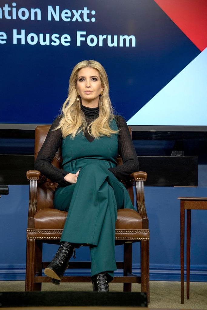 Ivanka Trump, Generation Next Summit