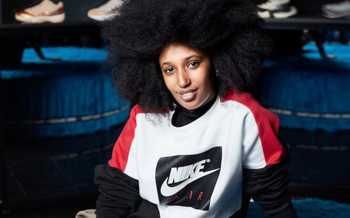 Julia Sarr-Jamois curates the debut effort of Nike Unlaced