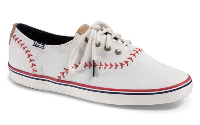 Keds women's baseball sneaker