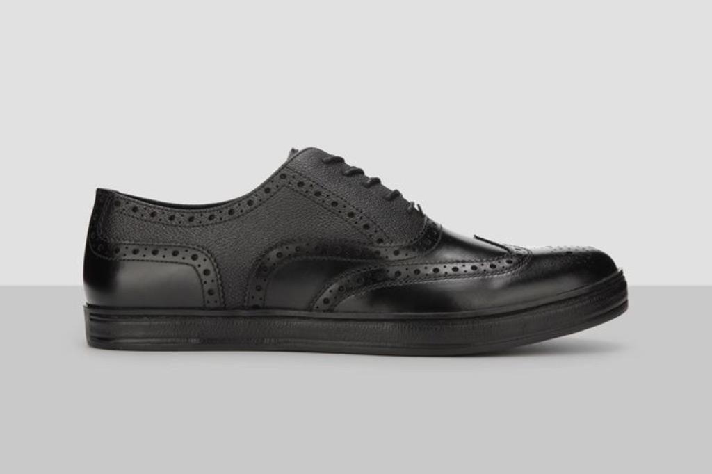 Kenneth Cole wingtip sneaker.