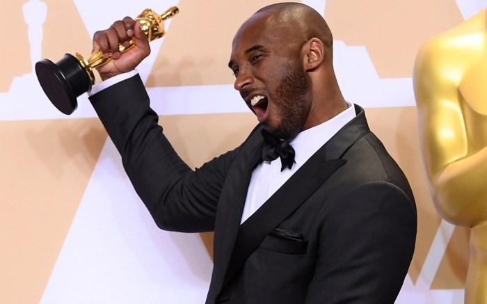 Kobe Bryant Oscars Academy Awards