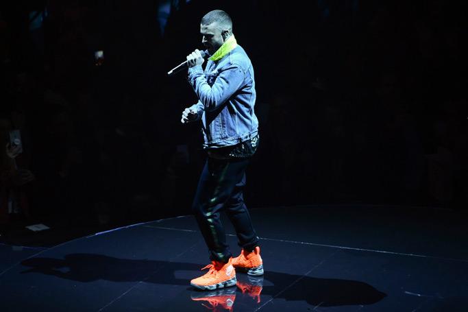 Justin Timberlake, Madison Square Garden, LeBron James