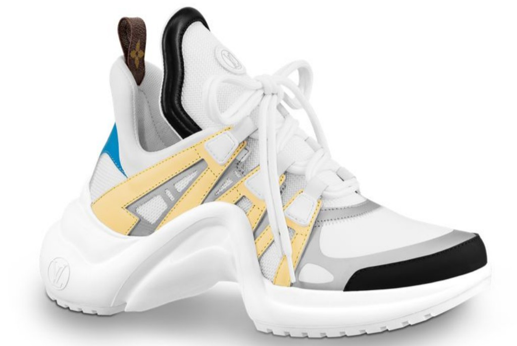 Louis Vuitton Spring 2018 Archlight Sneakers