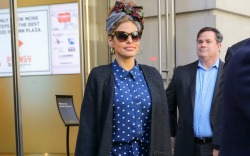 Eva Mendes & New York and