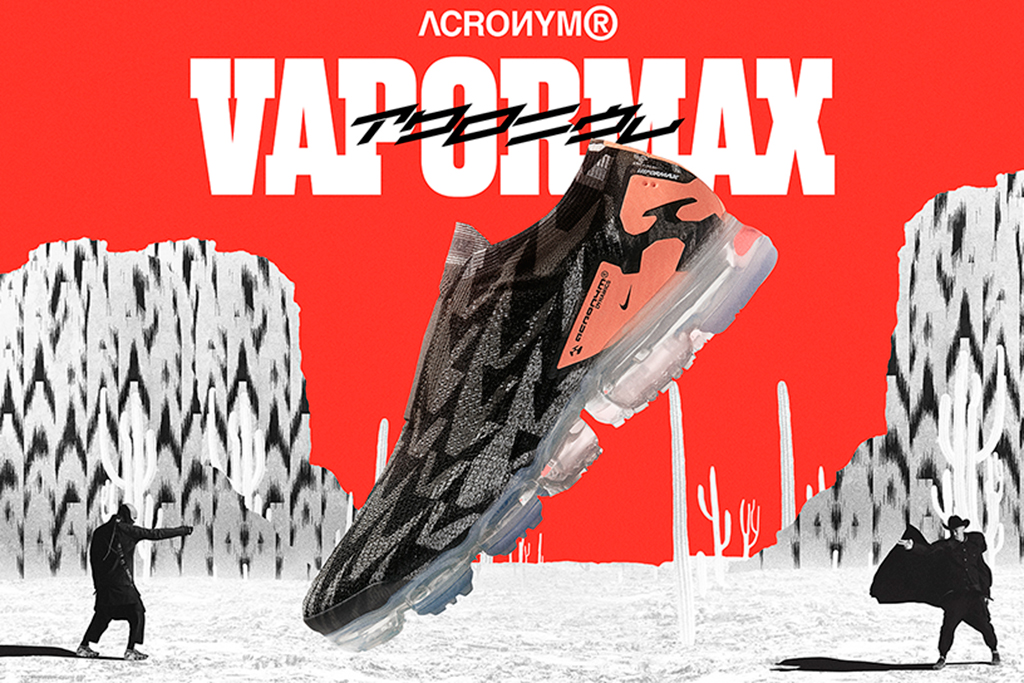 Acronym Nike Air VaporMax Moc 2 John Mayer