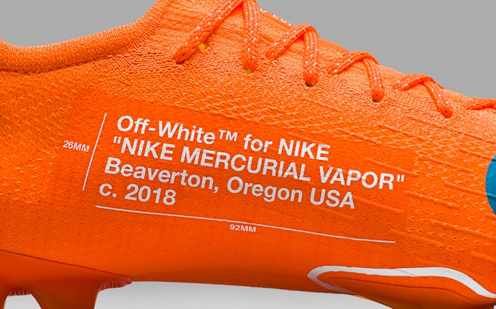 Nike Mercurial Vapor 360 x Virgil Abloh