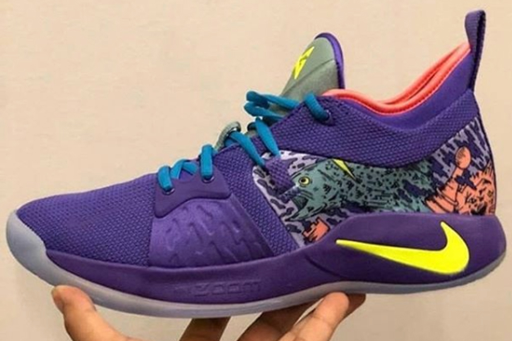 Nike Paul George Sneaker – Footwear