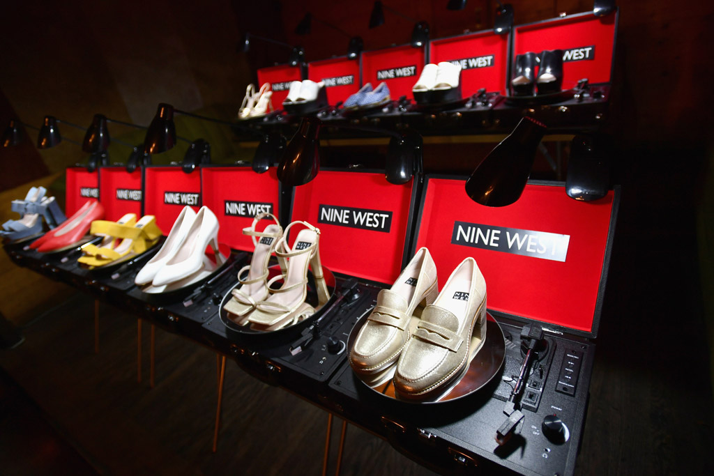 Nine west 40th anniversary shoes