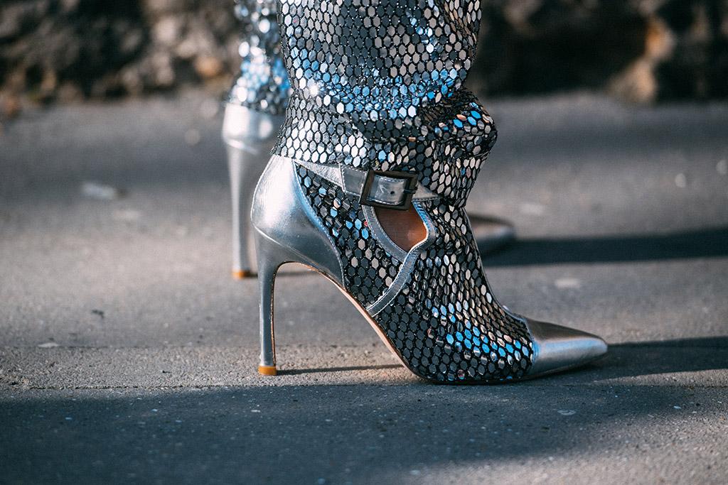 street style, paris fashion week fall 2018