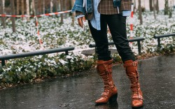 paris fashion week street style, fall