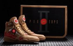 Pizza Hut Pie Tops II The