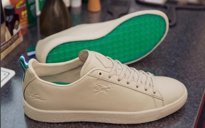 Puma x Big Sean Clyde Sneakers