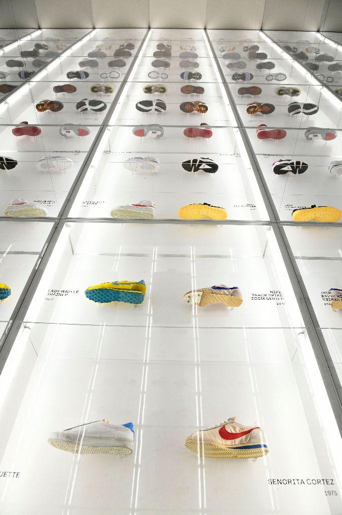 Nike Paris Fashion Week sneakers