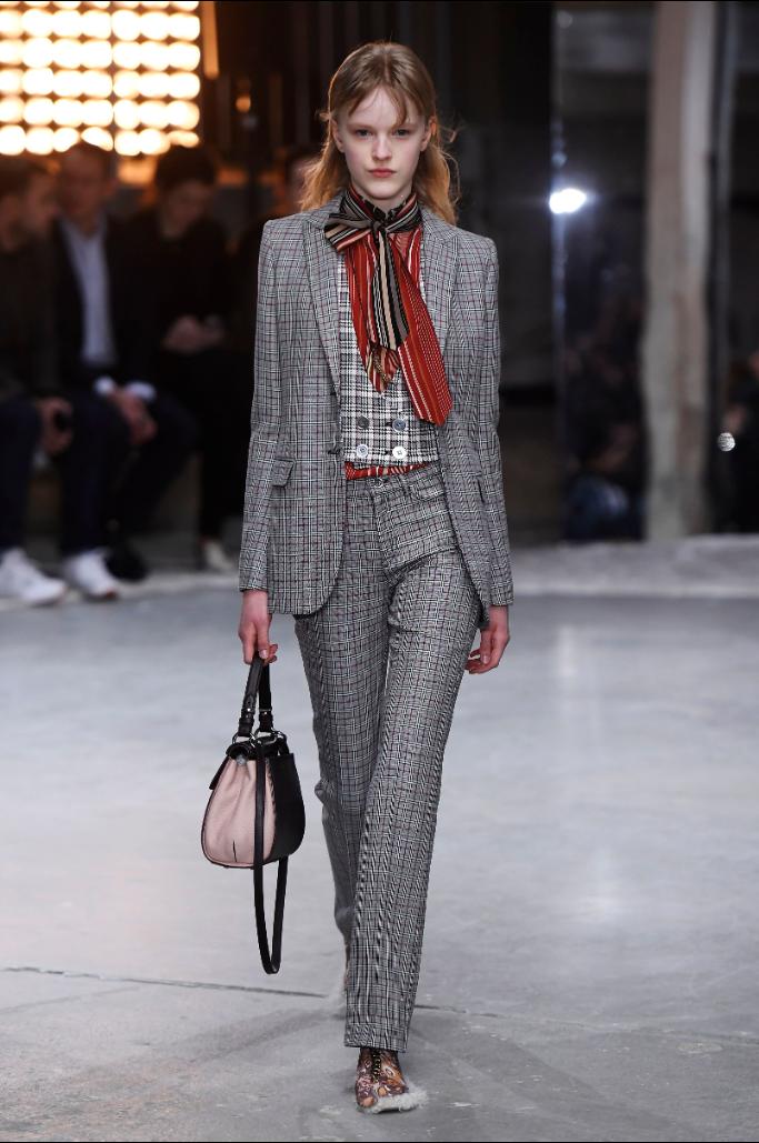 Giambattista Valli fall 2018 ready to wear, paris fashion week