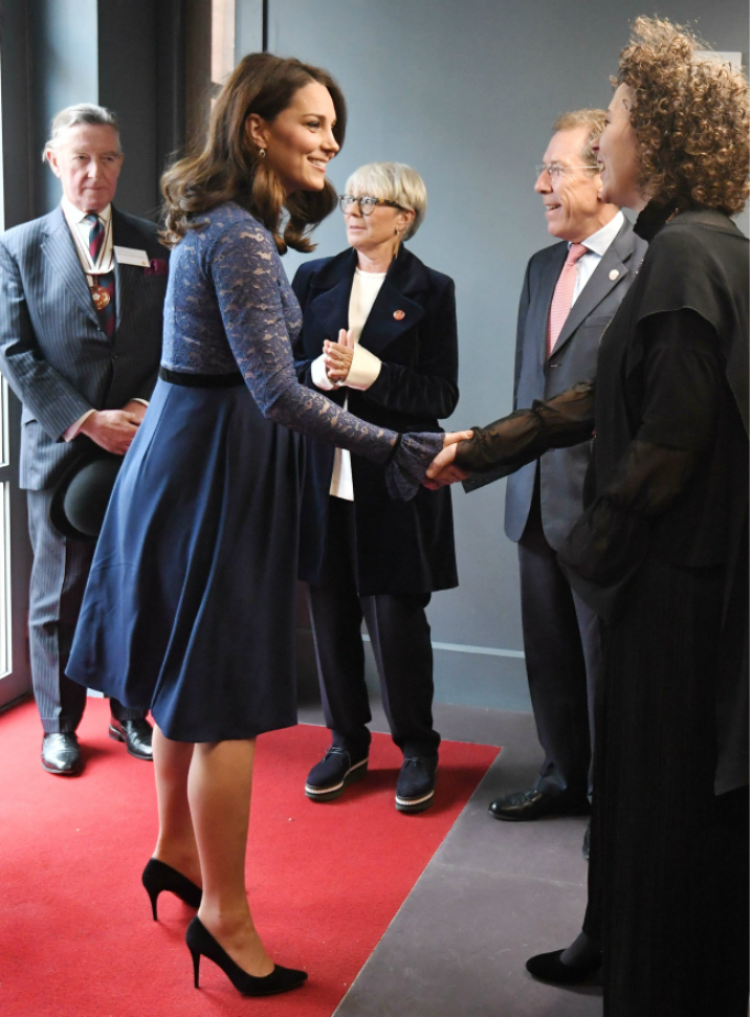 Seraphine maternity dress, kate middleton