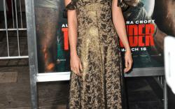 Alicia Vikander's 'Tomb Raider' Promo Tour Style