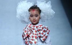 china fashion week, Feng Sansan fall
