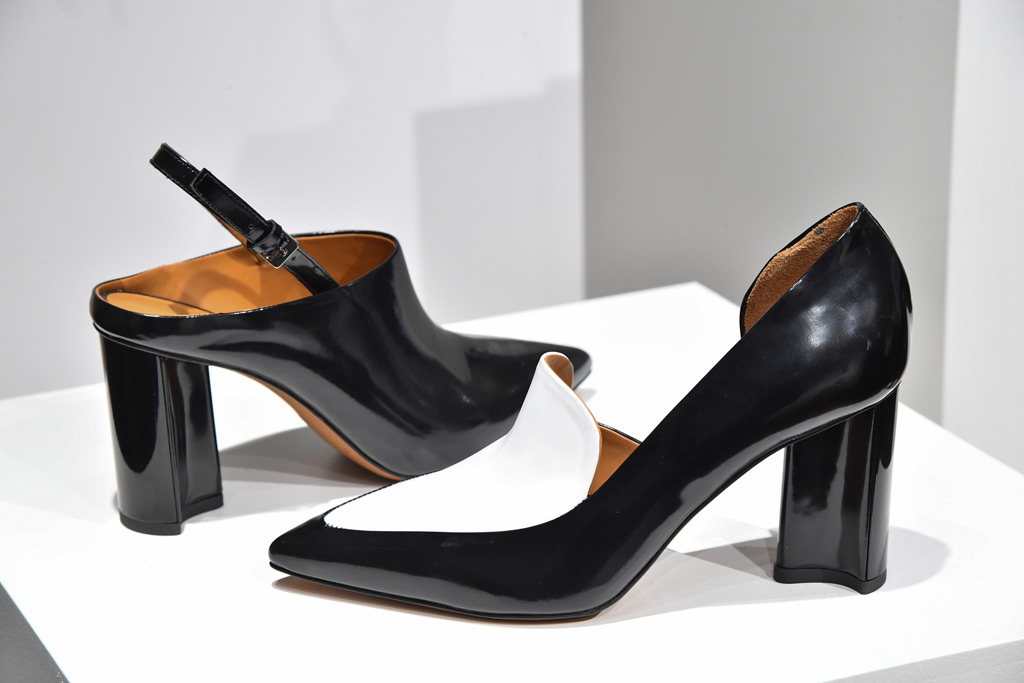 Robert Clergerie Fall 2018 Shoes
