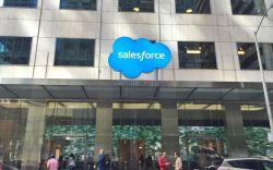 Salesforce Plans to Invest $2.2 Billion